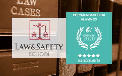 Nos otorgan Sello Cum Laude 2020 por las Law & Safety School opiniones