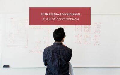 Estrategia empresarial: Plan de contingencia
