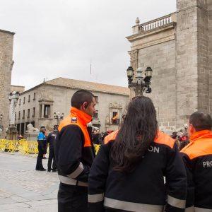 máster en protección civil